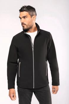 Pánská bunda 2 Layers Softshell Jacket