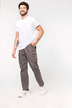 Pánské letní kapsáèové kalhoty