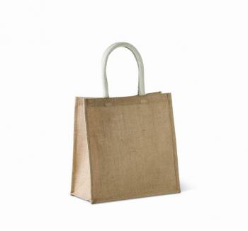 Jutová nákupní taška - velká