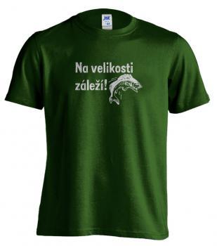 Pánské trièko - Na velikosti záleží!