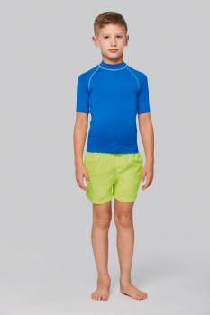 Dìtské trièko proti slunci s UV filtrem