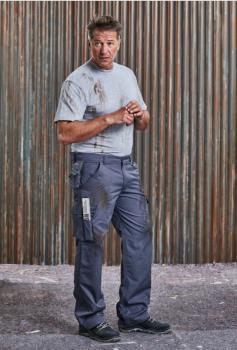 Pánské pracovní kalhoty Heavy Duty krátké