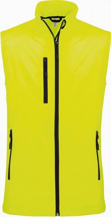 Dámská softshellová vesta - Výprodej - zvìtšit obrázek