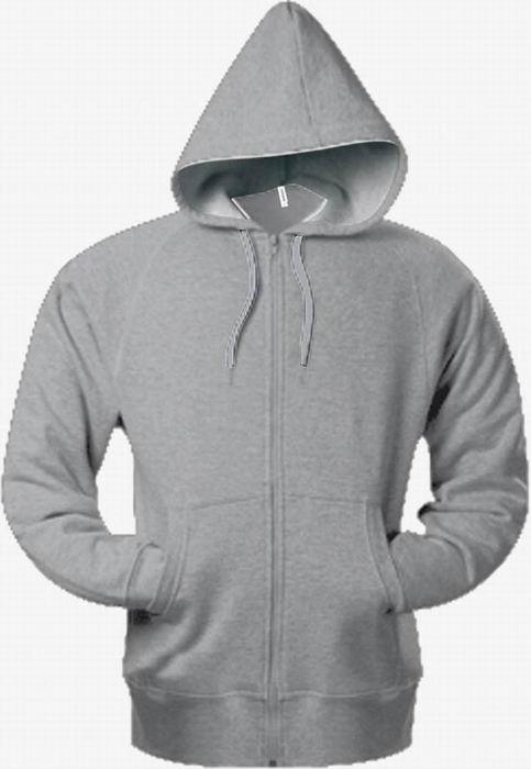 Pánská mikina s kapucí a zipem - Výprodej - zvìtšit obrázek
