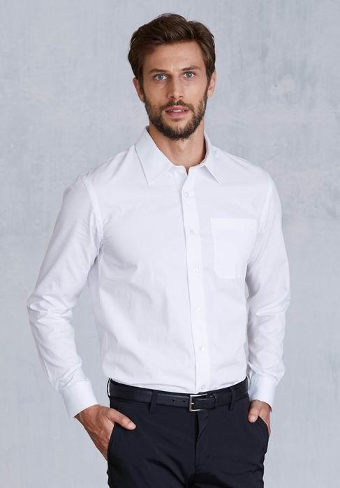 Pánská košile s dlouhým rukávem - Výprodej - zvìtšit obrázek