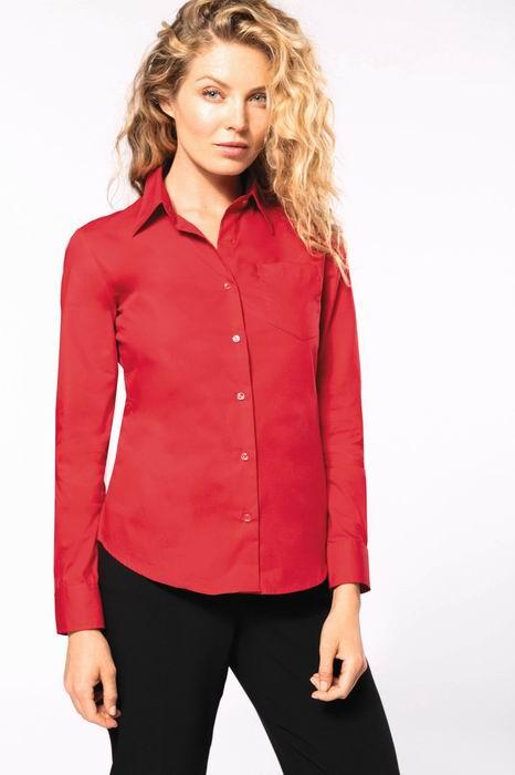 Dámská košile s dlouhým rukávem - zvìtšit obrázek