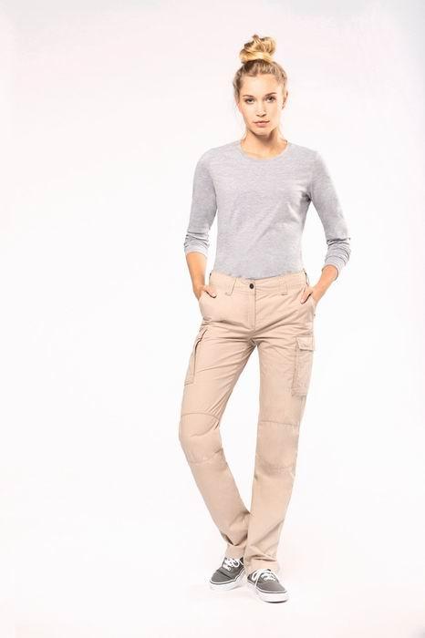 Dámské letní kapsáèové kalhoty - zvìtšit obrázek