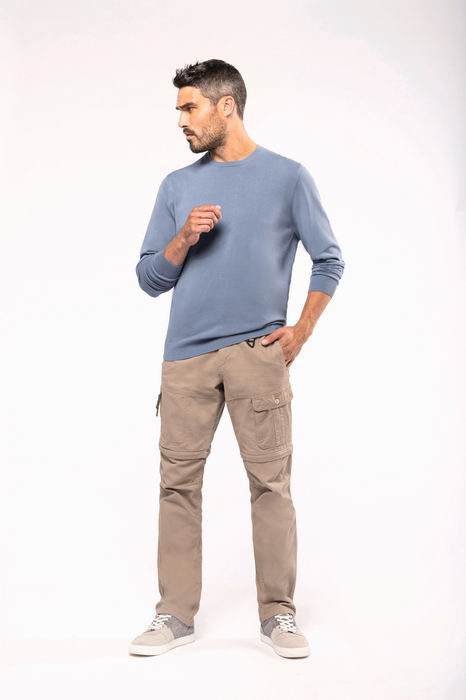 Pánské kalhoty s odepínacími nohavicemi - zvìtšit obrázek