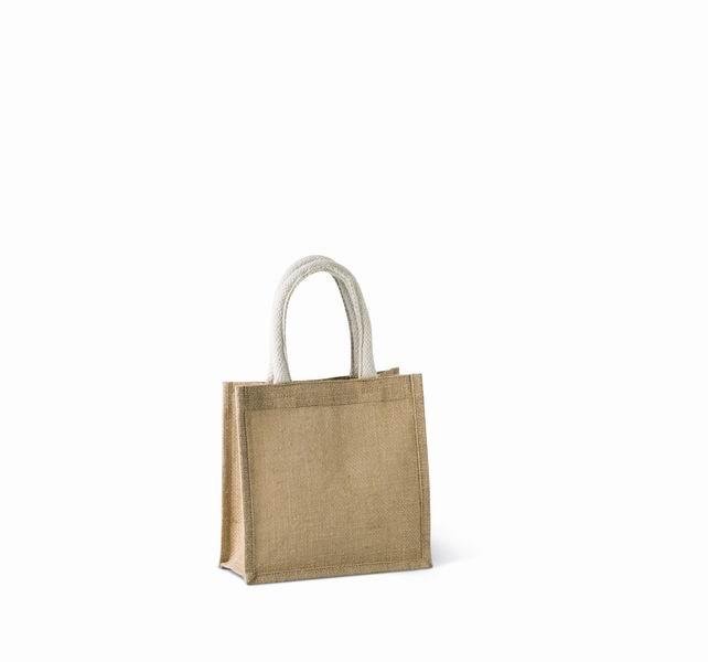 Jutová nákupní taška - malá - zvìtšit obrázek