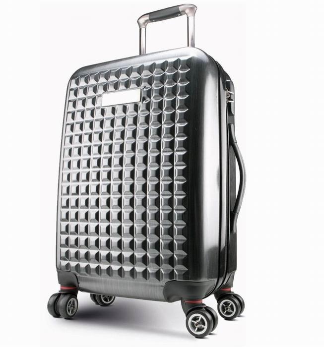 Kufr na koleèkách velký - zvìtšit obrázek