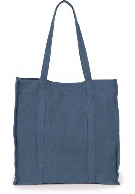 Ruènì tkaná plátìná nákupní taška - zvìtšit obrázek