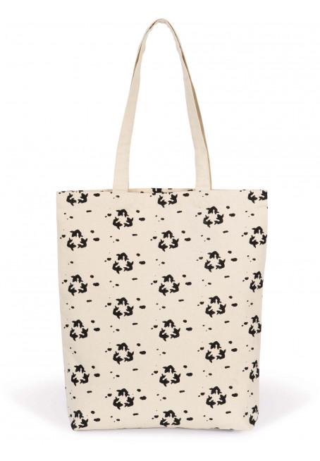 Vzorovaná nákupní taška - zvìtšit obrázek