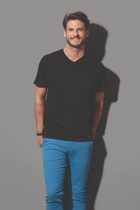Pánské trièko Classic-T V-neck - zvìtšit obrázek