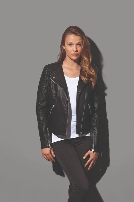 Dámská motorkáøská bunda - zvìtšit obrázek