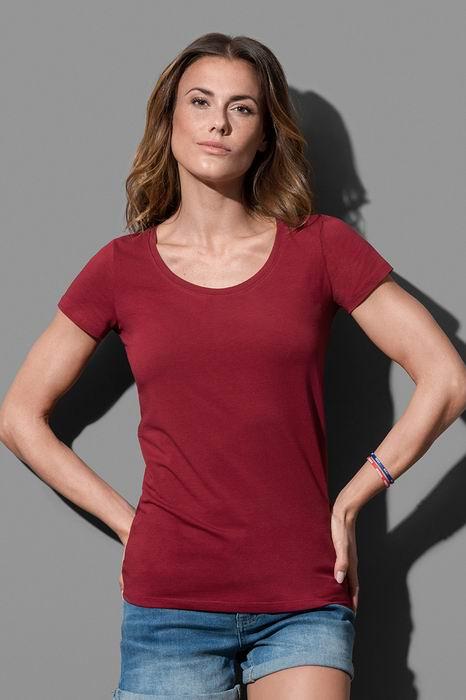 Dámské trièko CLAIRE crew neck - Výprodej - zvìtšit obrázek